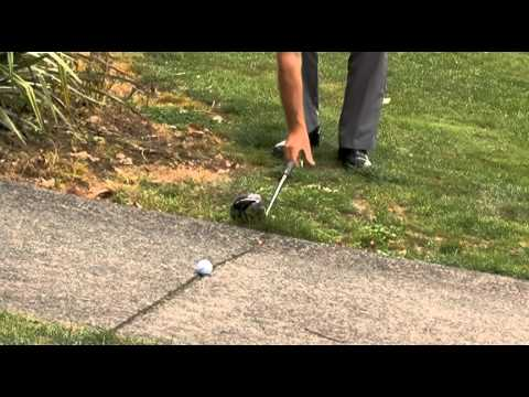 Rules of Golf :: Nearest Point of Relief