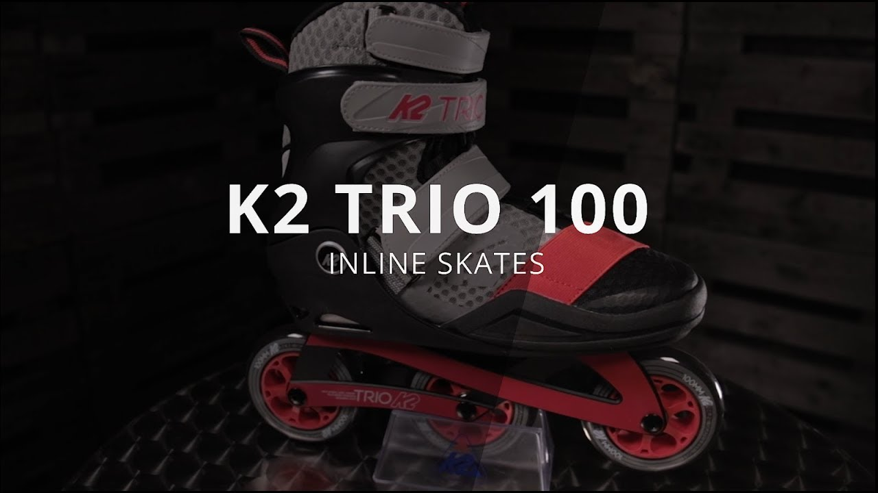 effd47b0b52 Read about the K2 Trio inline skates| Skatepro