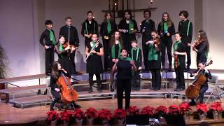 181216 Young Musicians Chorus 04 I'll Be Home for Christmas (Gannon/Kent, arr. Gilpin then Marvit)