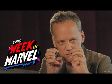 Dee Bradley Baker On Where His Voices Come From | This Week In Marvel streaming vf