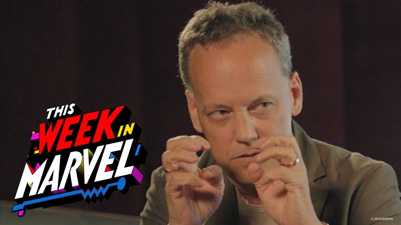 Dee Bradley Baker On Where His Voices Come From   This Week In Marvel