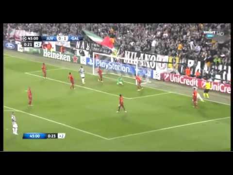 ŞAMPİYONLAR LİGİ  |  Juventus 2 - 2 GALATASARAY | Geniş Özet