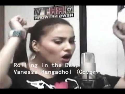 Vanessa Rangadhol   Rolling In The Deep