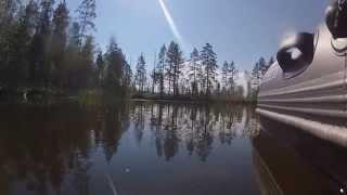 Карелия июнь 2014(отдых на природе в Карелии, видео снимали с высоты птичьего полета, на земле, на воде и под водой. Главный..., 2014-06-17T09:15:36.000Z)