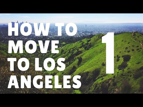 How to Move to Los Angeles Part 1: The Money Edition