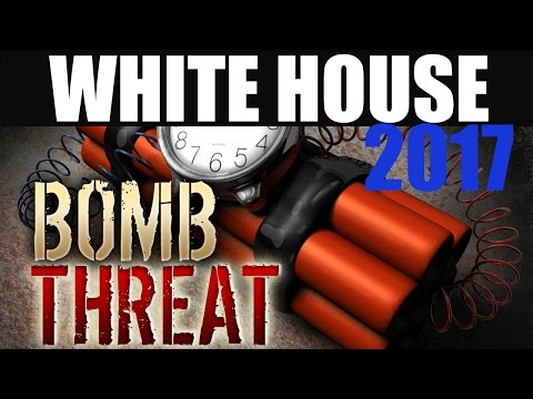 Bomb Threat at the White House March 2017