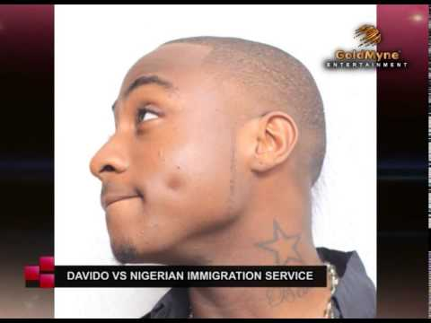 DAVIDO vs NIGERIAN IMMIGRATION SERVICE (Nigerian Entertainment)