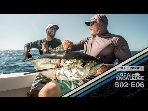 Local Knowledge Fishing Show S02 E06 Yachtsman FULL EPISODE