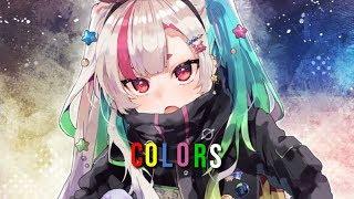 Nightcore - Colors (Lyrics)