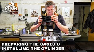 Part 3 - Low Budget Classic Motorcycle Restoration Project - Cylinder - The Everyday Bike