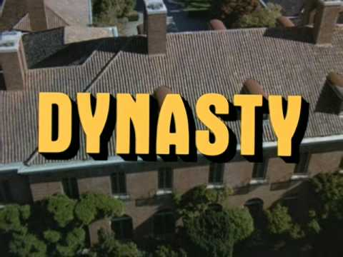 Dynasty  Theme Season 1