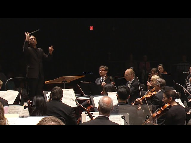 Arnold Schoenberg's Five Pieces for Orchestra - La Jolla Symphony and Chorus