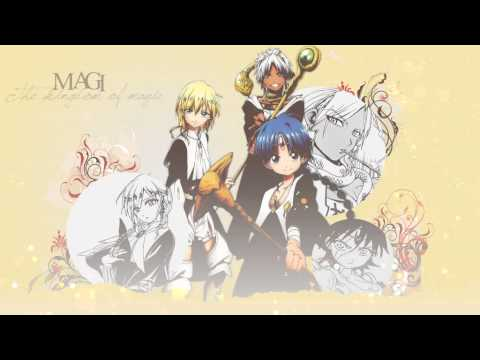 Magi The Kingdom Of Magic Ending 2 Full