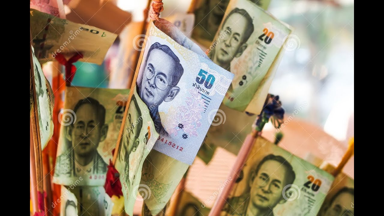 Đổi tiền Thái Lan một trong những tờ tiền đẹp nhất thế giới