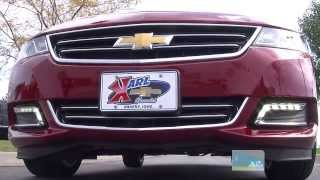 A Test Drive of the 2014 Chevy Impala - Karl Chevrolet