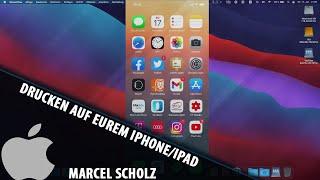 Drucken auf eurem iPhone und i…