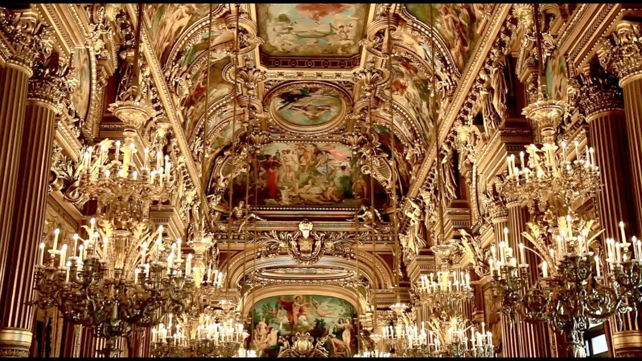 House Blogs The Paris Opera House Youtube