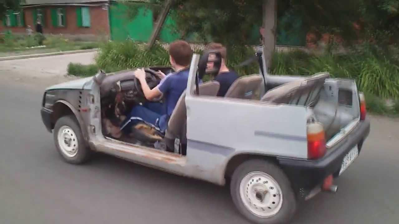 ока кабриолет фото