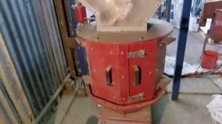 Produkcja oraz zaprawianie materiału siewnego jęczmienia jarego.