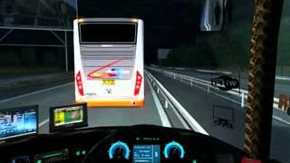 UKTS Indonesia - Bus Malam Rosalia Indah Eps.2