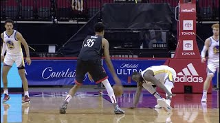 Christian Wood Makes Draymond Green Touch The Earth