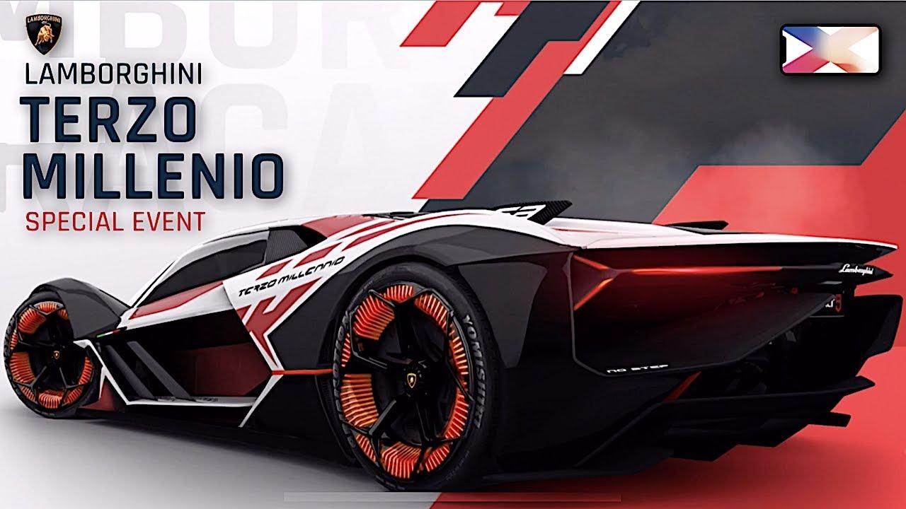 Asphalt 9 Legends Lamborghini Terzo Millenio Special Event Day 1