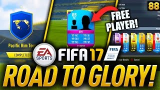 I GOT THIS SBC PLAYER FOR FREE!! 😱 FIFA 17 Road To Glory EP 88