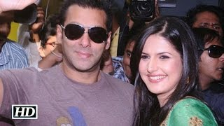 Watch Zareen Khan's love for Salman Khan| Don't Miss