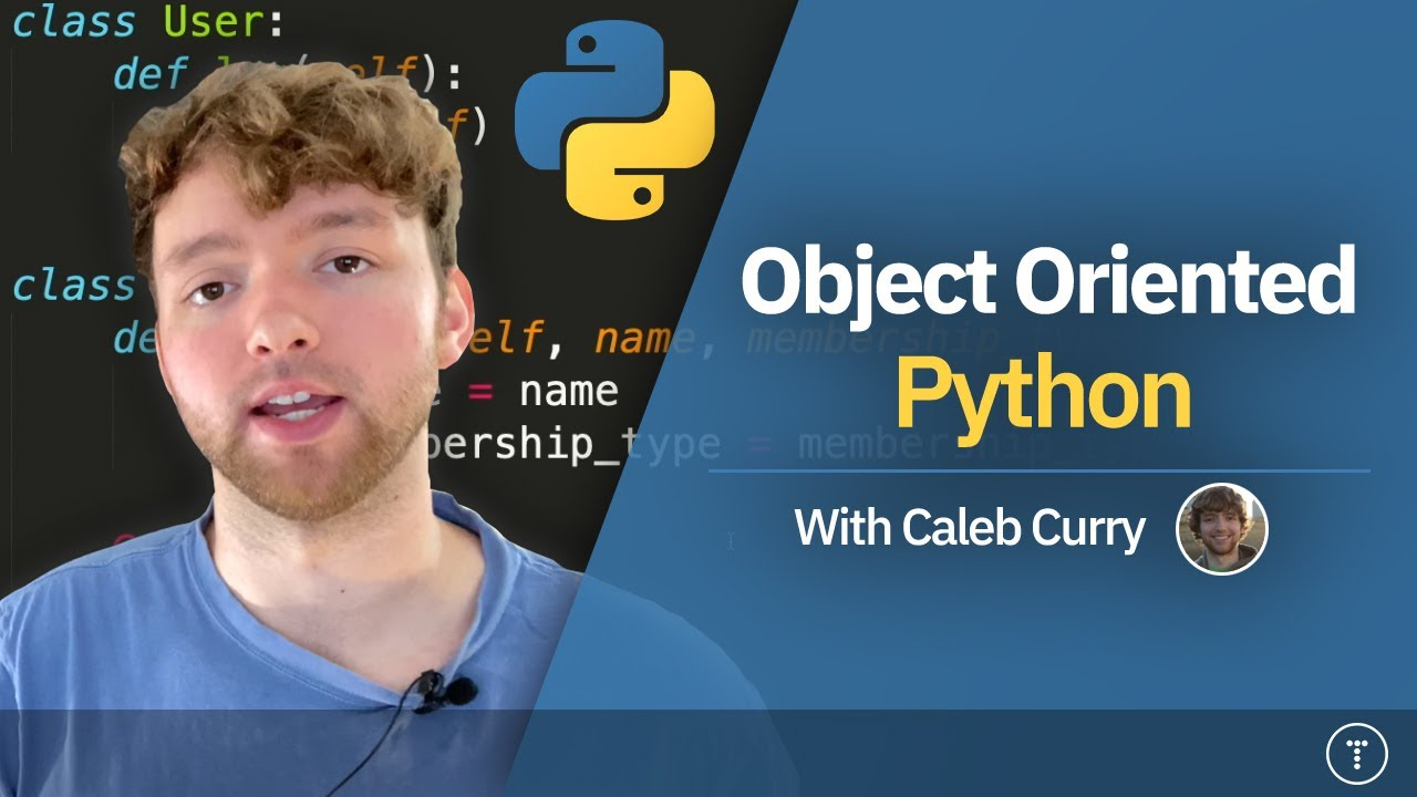 Object Oriented Programming (OOP) in Python