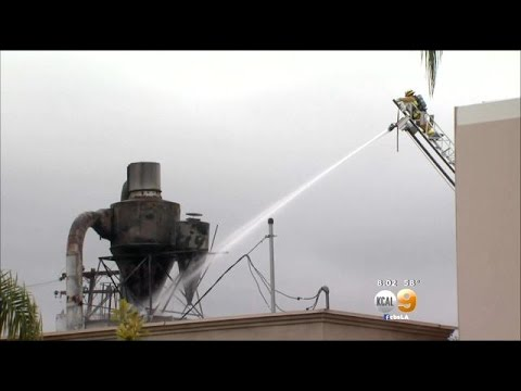 Molotov Cocktail Ignites Deadly Tire Shop Fire In South El Monte