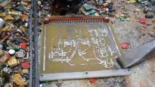 Золотосодержащие микросхемы, КМ конденсаторы - утилизация.(ООО