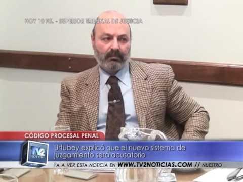 Código procesal penal   Actualidad   25/07/2016- TV2 Noticias