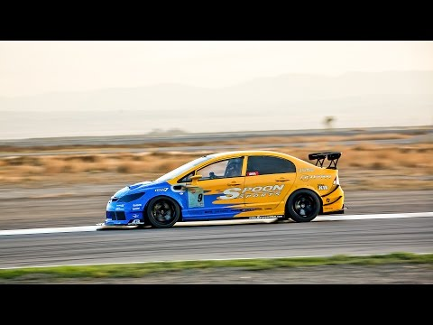 The Chronicles Vlog 2016 #14: Spoon Sports USA at Super Lap Battle 2016 (Extended)