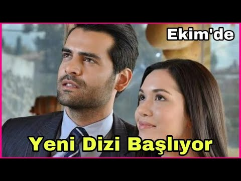 "Erkan Meriç and Hazal Subaşı ""- The new series begins in October. (New)"