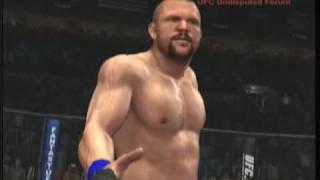 UFC 2009 Undisputed Demo - Bad Refereeing Decision