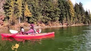 Upper Priest Lake Oct 2019