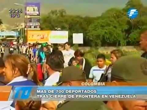 28 venezolanos fueron deportados de México - EL NACIONAL