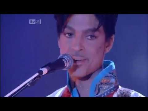 Prince Live @ the Brit awards 2006