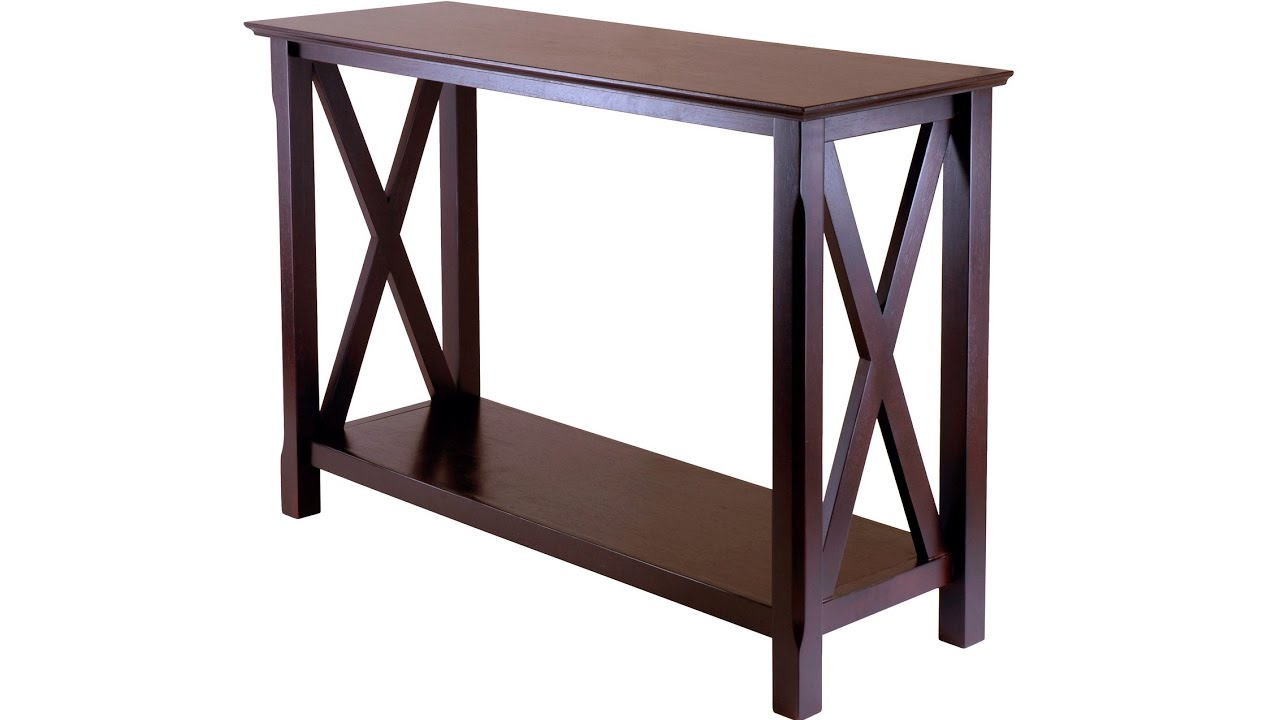 Narrow Entry Table
