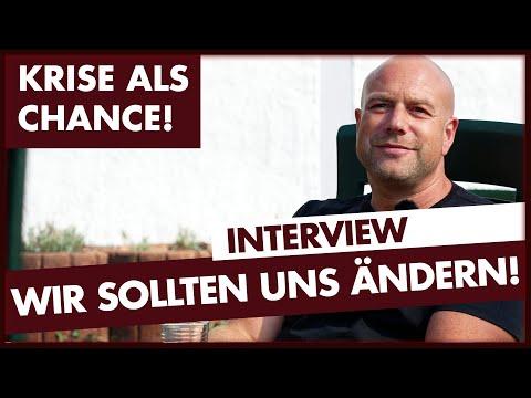 Polizist und Coach: Thomas Hedrich - Die Krise ist ein Signal für Veränderung