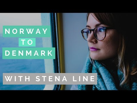 NORWAY TO DENMARK // A STENA LINE CRUISE
