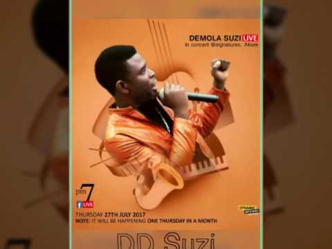 Demola Suzi Live @ Signatures, Akure 27-07-17 cd1