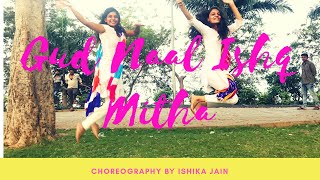 Gud naal ishq mitha dance | Holi special |Choreography by Ishika Jain | Anil kapoor | Sonam Kapoor