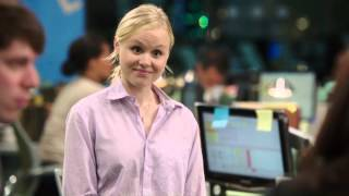 The Newsroom: Non-Essential Personnel - S1 Blu-Ray Deleted Scene (HBO)