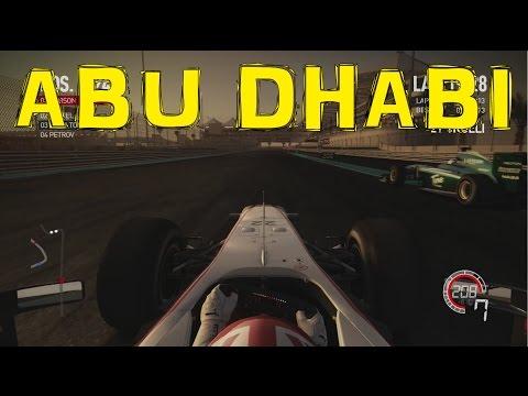 F1 Career Mode - Part 19 - Abu Dhabi 2010