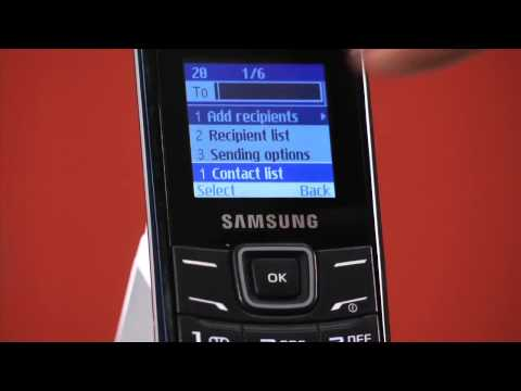 Gsm Cards_ Reading And Writing Text Messages Samsung E1200