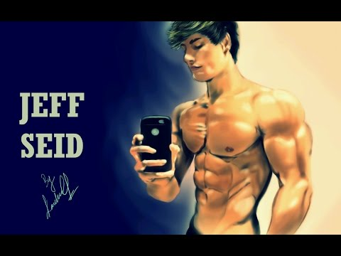 "JEFF SEID 2016"" FAN ART"""