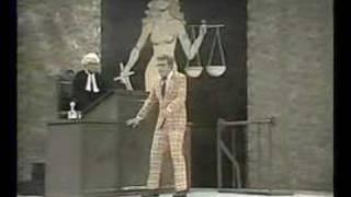 André van Duin - Rechtbank