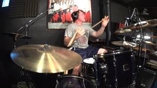 Arctic Monkeys - Library Pictures - Drum Cover by Rex Larkman
