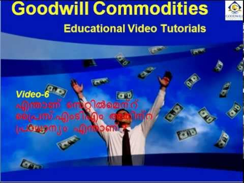 Learn settlement price & MTM in MCX Commodity Trading ...